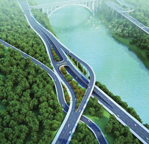 重庆涪陵乌江大桥复线桥